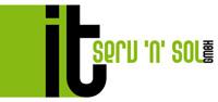 IT SERV 'N' SOL Logo